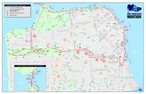 SF maratona trases karte