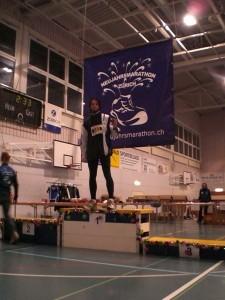 Balva Latvijas gada labākajam pusmaratonistam ;)