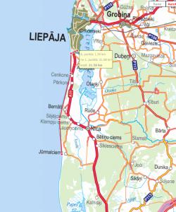 Liepaja-Jurmalsciems-maratonkarte