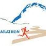 kazbeka maratons logo