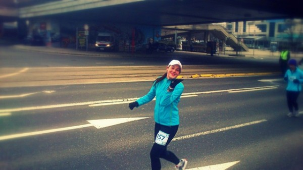 Laimīgais 39. kilometrs. Keep smiling!