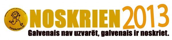 noskrien 2013