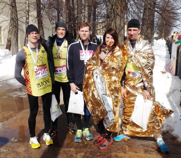 Pēc finiša Rēzeknē – jaunas kediņas un zelta apmetnītis