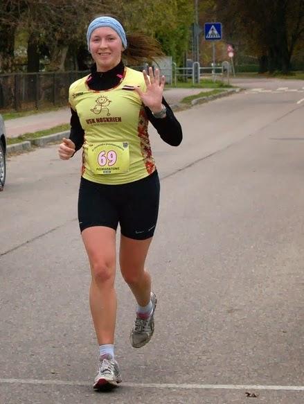 Ozolnieku pusmaratons 2013