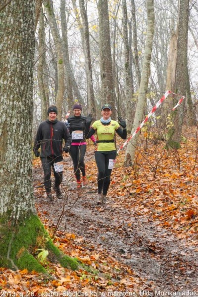 Siguldas kalnu maratons 2013