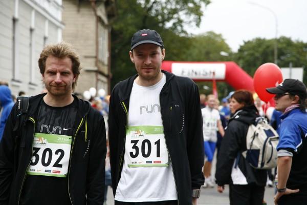 Pirmais pusmaratons Tallinā