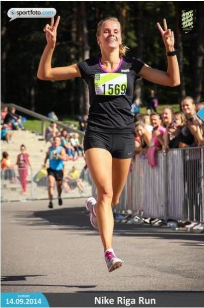 Nike Riga Run 2014