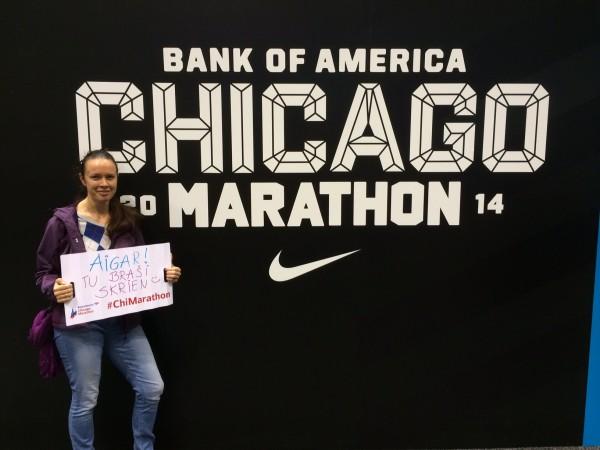 Chicago - Aigar tu brasi skrien