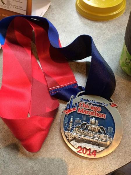 Chicago - medala