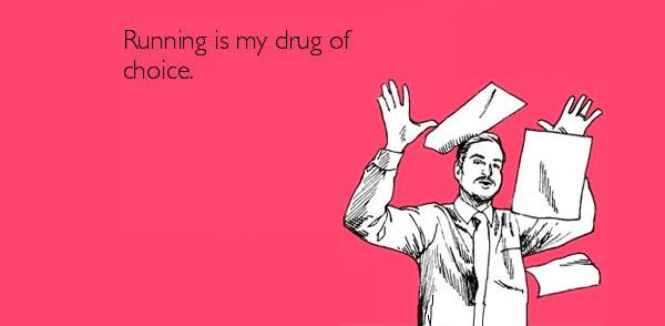 running-drug