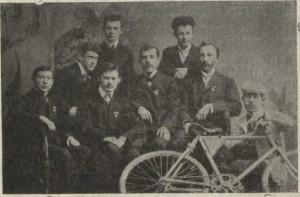 maratonskrejiens 1923-10-19 nedela