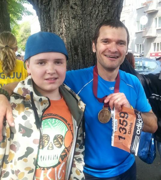 Pirmais un pagaidām vienīgais klasiskais maratons