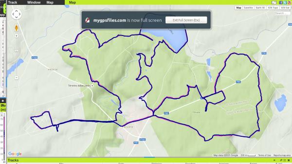 GPS Suunto-FR620