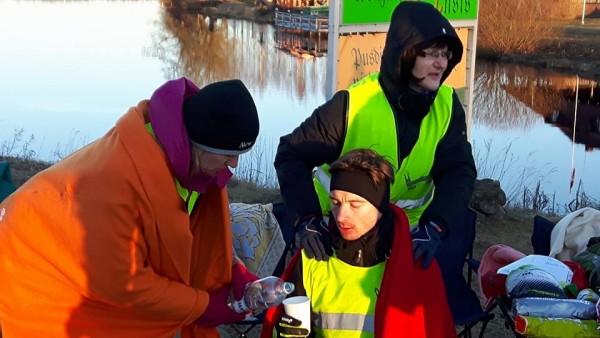 Rīga - Valmiera Rubenes kontrolpunkts