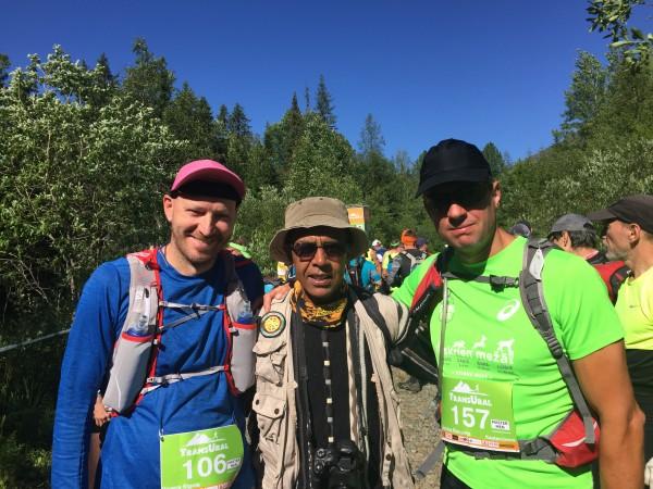 Marokānis, kurš pieveicis septiņpadsmit Marathon des Sables.