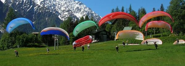 Ja vēlaties lidot, tad LesAilesDuMontBlanc.com