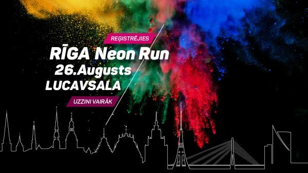 26. augusts Riga Neon Run1