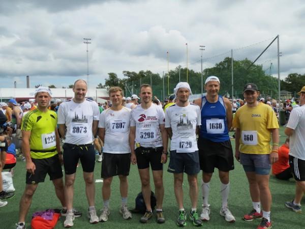 Stokholmas jubilejas maratons 2012