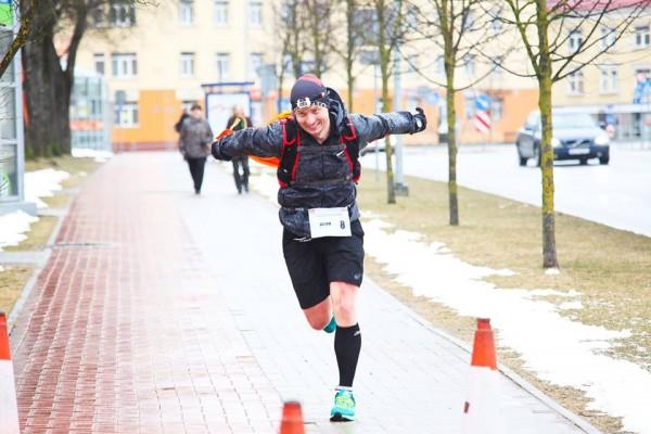 Pirms finiša Rīga - Valmiera 2017