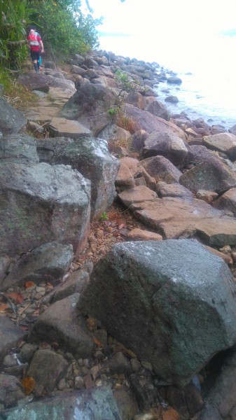 Akmeņainais krasts