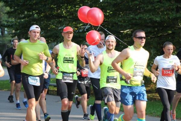 v16 Ar šiem džekiem kopā varēja pat neplānotu maratonu noskriet. Perfekti vilcēji.