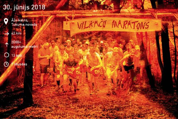 Vilkaču maratons 2018