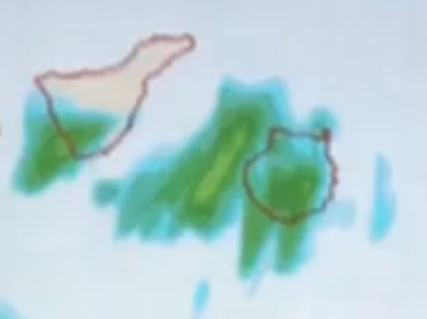 Mūsu sala ir zem tā zaļganā negaisa plankuma