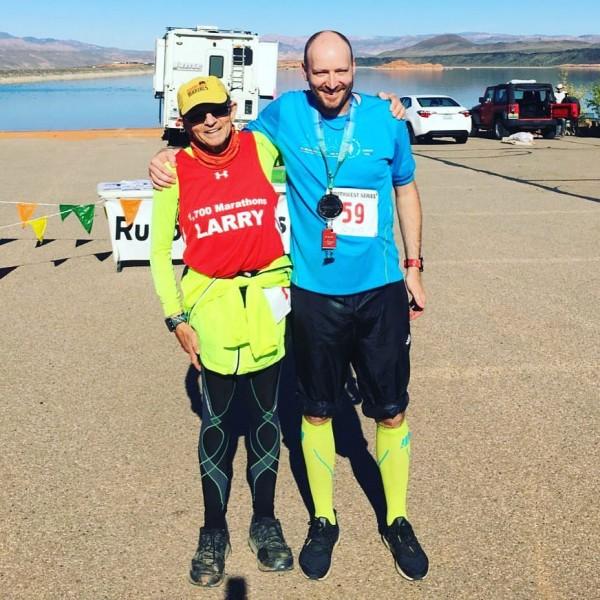 Larry - 1700+. maratons, Signis - trīspadsmitais