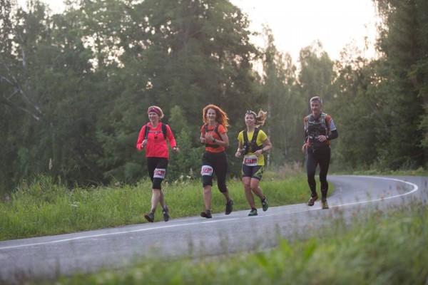Cēsu Eco Trail 114 km, 2017.