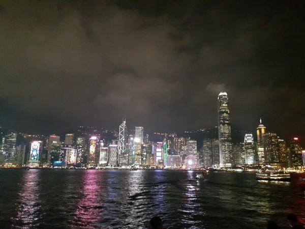 Naksnīgā Honkongas sala