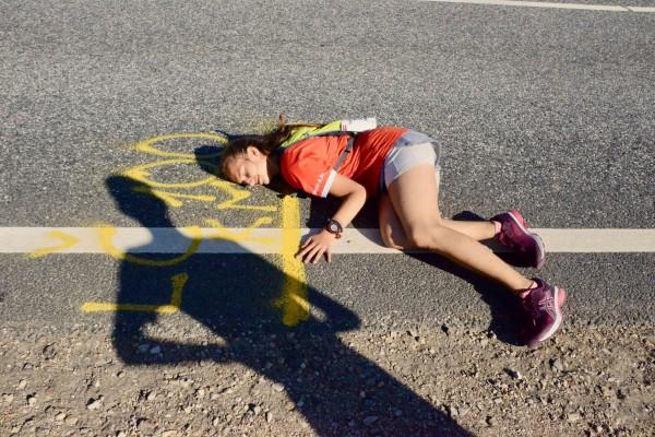 37rv Tieši tik brutāli izskatījās mani visātrāk pieveiktie 100 kilomet