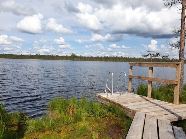 Luhasuu ezers