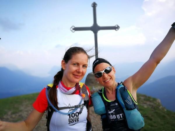 Ar slovēnieti Anju ap 74.km